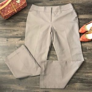Loft Curvy Career Slacks BNWOT